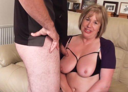 Imagen Abuela cumpliendo su fantasía sexual