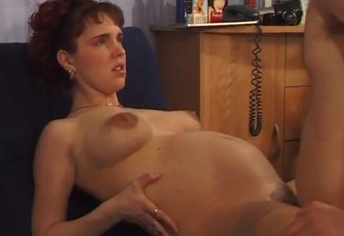 Imagen Follando con una ardiente mujer embarazada